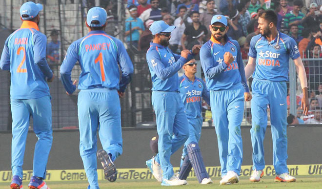 India Set For T20 Challenge