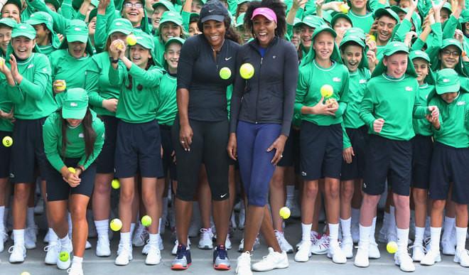 Serena vs Venus Final