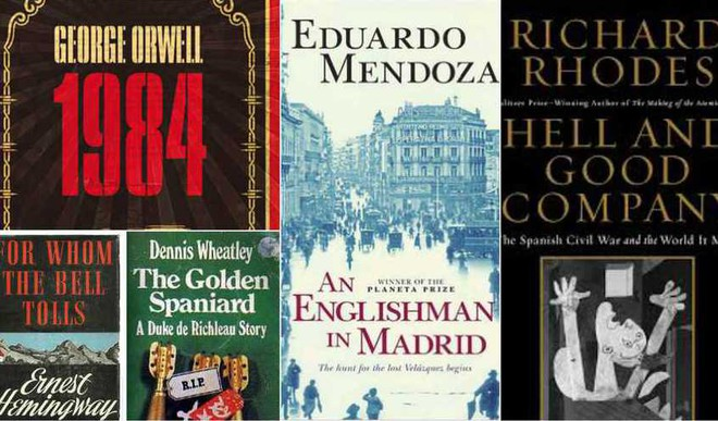 Spanish Civil War In Books