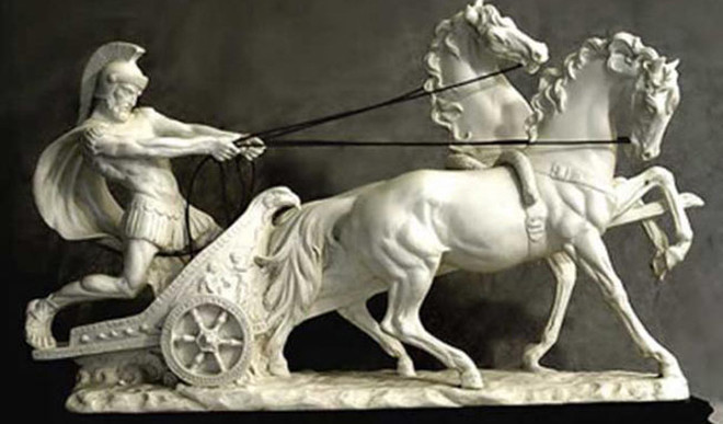 Richest Athlete Is A 2nd Century Charioteer