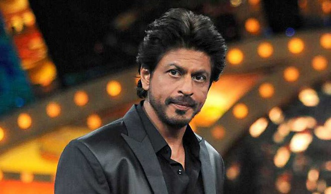 SRK Has No Plans To Join Politics