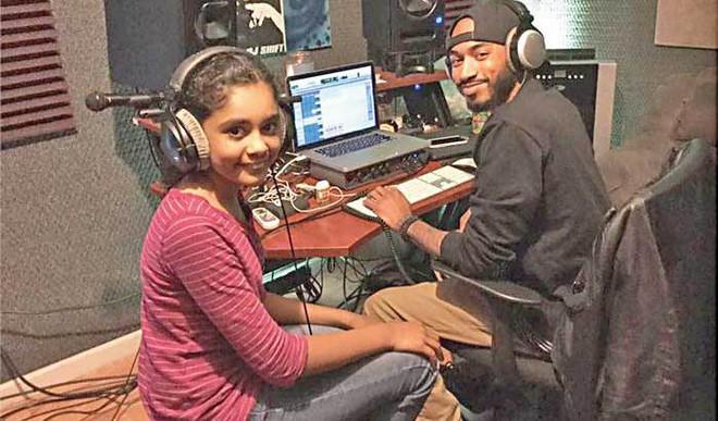 Meet The 10-yr-old Multilingual Singer