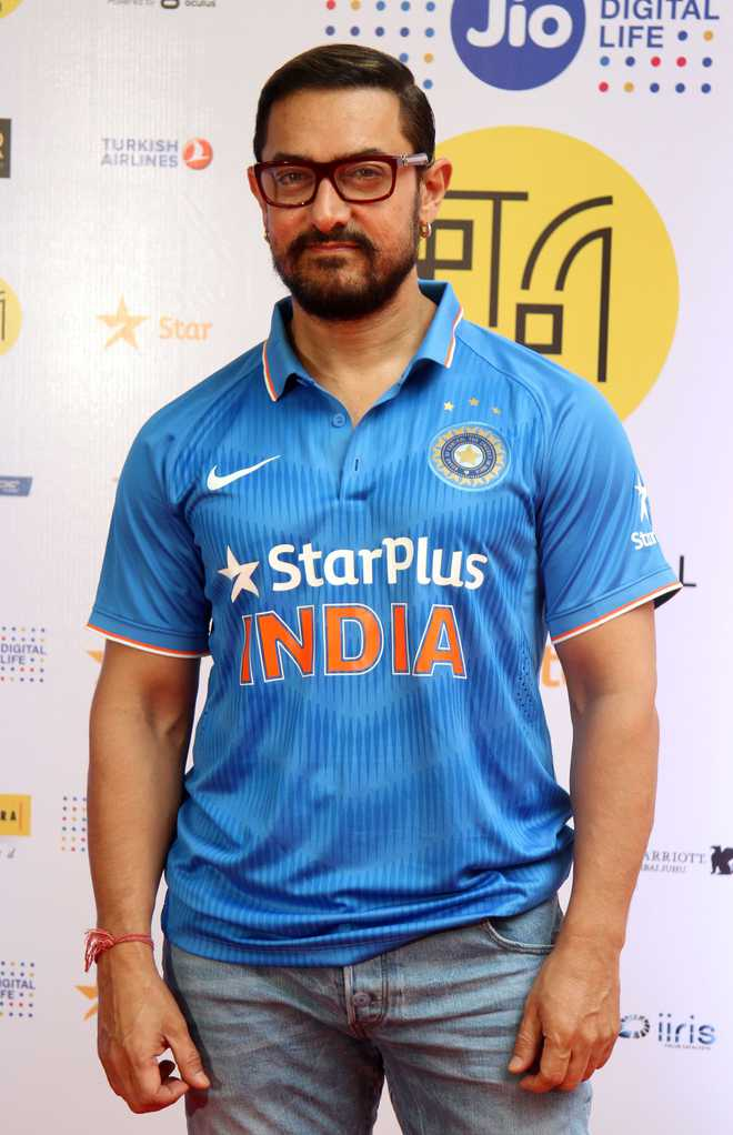 For A Cause: Aamir Khan Launches Music Video On Water Conservation