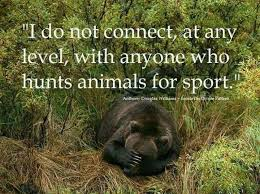 Is Hunting Just A Popular Sport For Us?