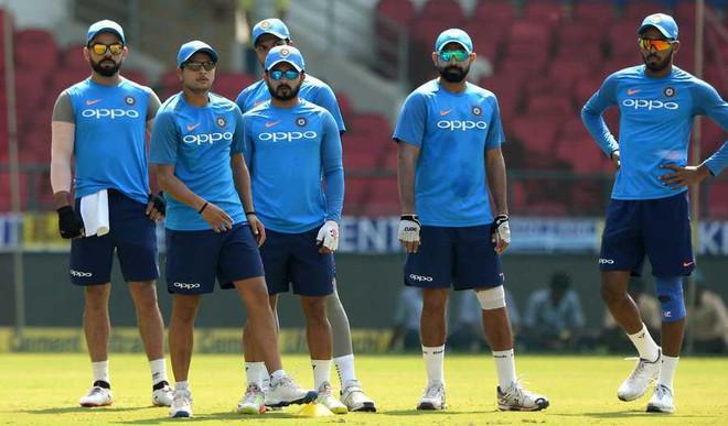 India Eye Perfect Finish Against Aus