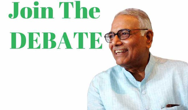 India Has Lost Kashmir Valley Emotionally, Says Yashwant Sinha