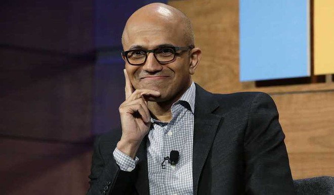 Hit Refresh! Nadella On His New Book