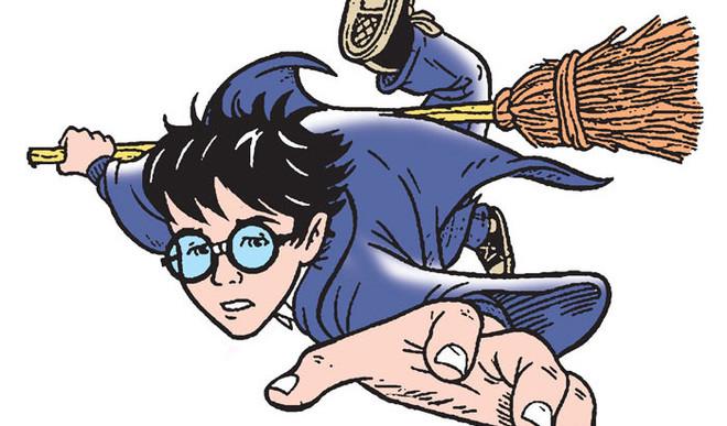 Aditi Write On 'Boy Who Lived' by JK Rowling