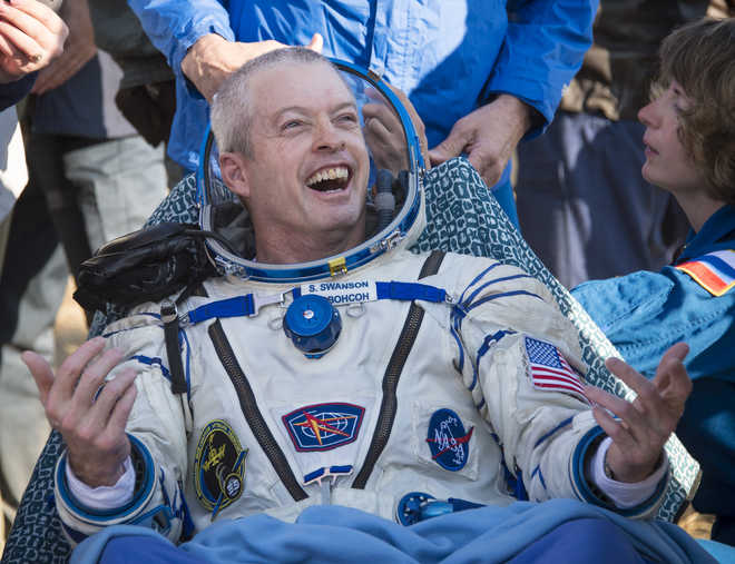 NASA Astronaut Will Answer Your Queries
