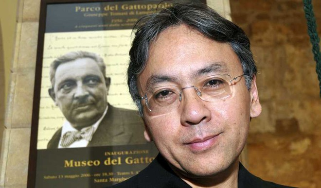 Kazuo Ishiguro Wins Nobel For Literature