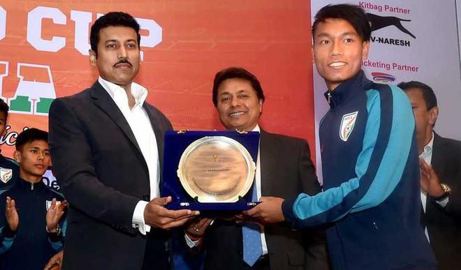 India Eye Revolution In U17 World Cup