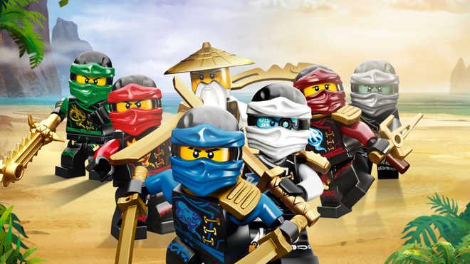 The LEGO Ninjago Movie Review