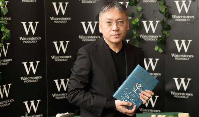 Who Is Kazuo Ishiguro?