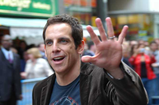 Ben Stiller: Laugh When 'Things Are Bad'