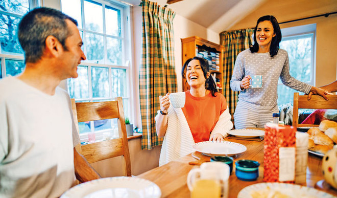 Be A Great House Guest