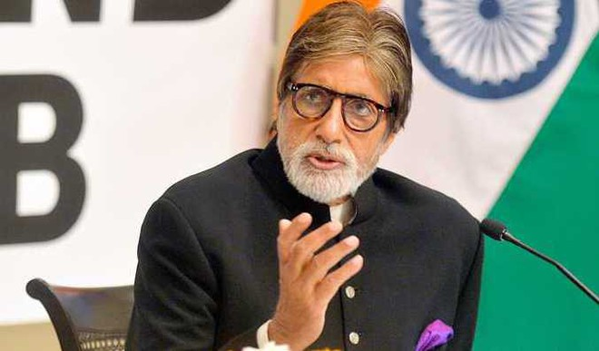 Amitabh Bachchan: 75 And 'Not Out' Of Filmdom