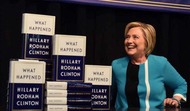 Review: Hillary Clinton's 'What Happened'
