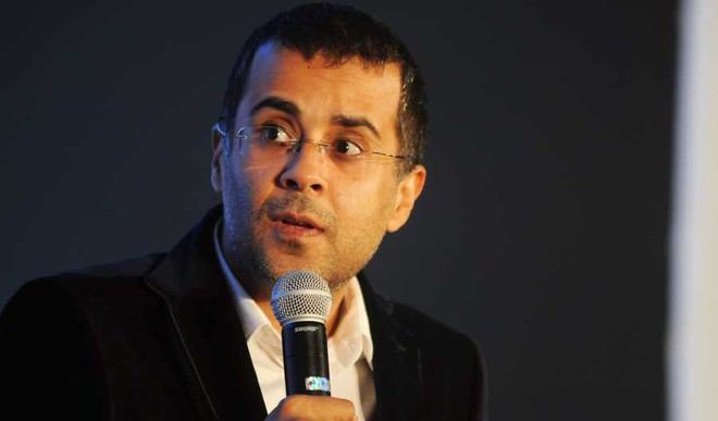 Writing Books Is A Priority: Chetan Bhagat