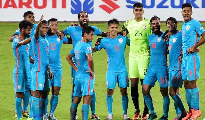 India Gain Two Spots In FIFA Rankings