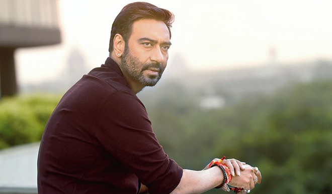 Ajay Devgn Hails Cracker Ban
