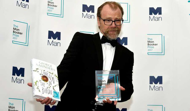 George Saunders Wins The Booker