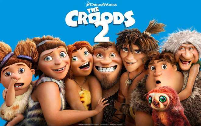 Crawford To Direct 'The Croods 2'