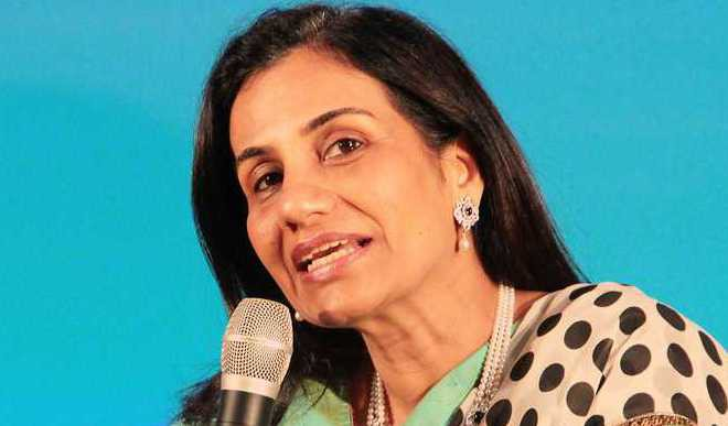 Ask Your Question To Chanda Kochhar, MD ICICI Bank