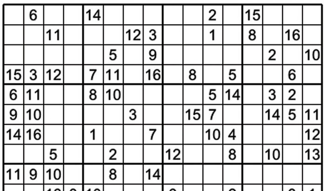 K Jhansi: How I Made My Own Sudoku