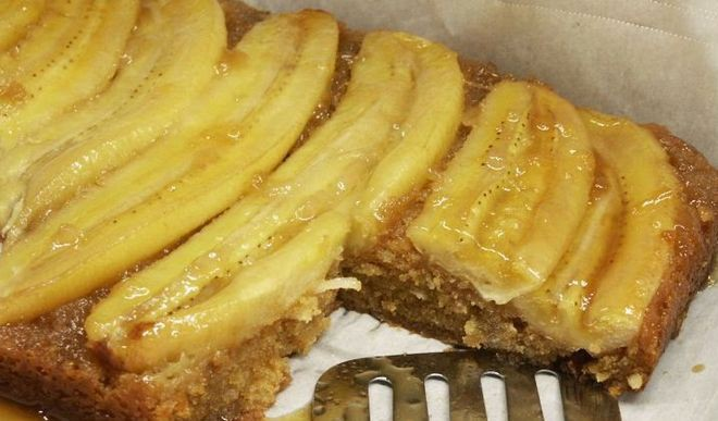 Weekend Special Recipe: Toffee Banana