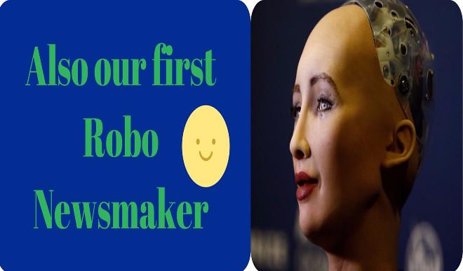 Meet Sophia, The World's 1st Robot Citizen