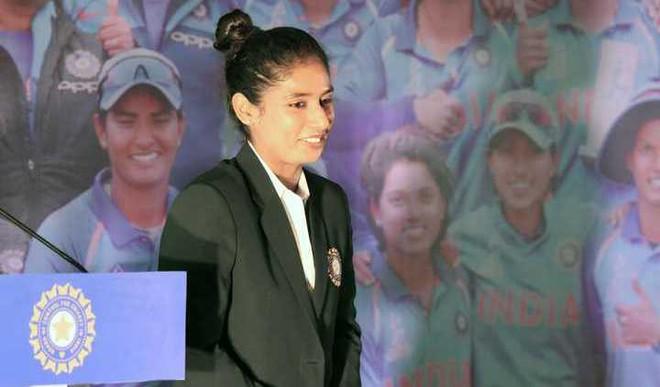 Mithali Raj Top Ranked Batswoman