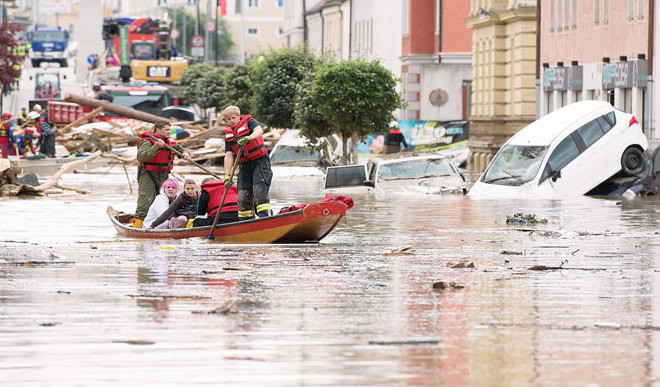 $129 bn In Extreme Weather Losses
