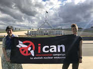 Anti-Nuclear Campaign ICAN Wins Nobel