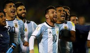 Messi Propels Argentina To World Cup