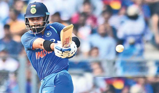 Kohli's 'Virat' Form Continues...