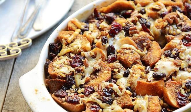 Apple Cinnamon Bread Pudding