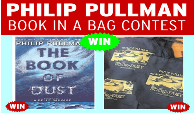 Last Day To Enter The 'Book In A Bag' Contest