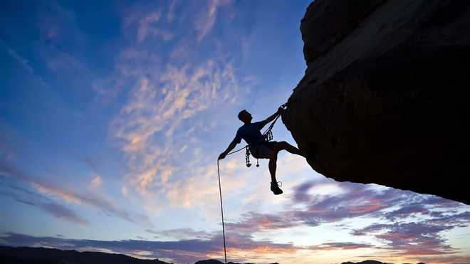 Enjoy Challenges And Never Say Quit. Agree?