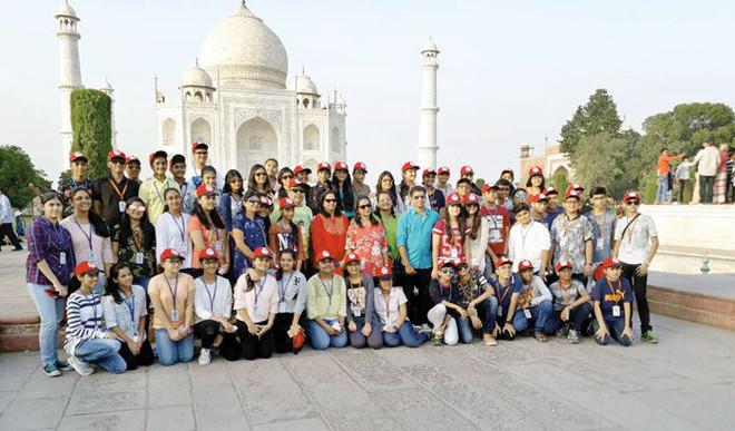 Avi Mandavia: Where Is The Taj Mahal's Beauty?