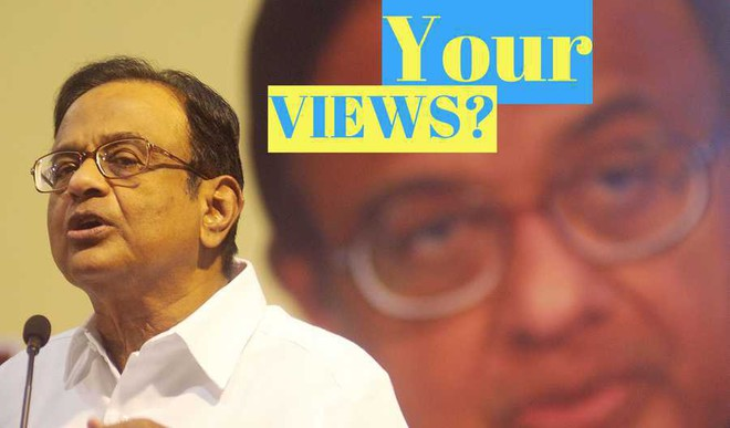 Was Demonetisation Ehtically Right, Asks Chidambaram?