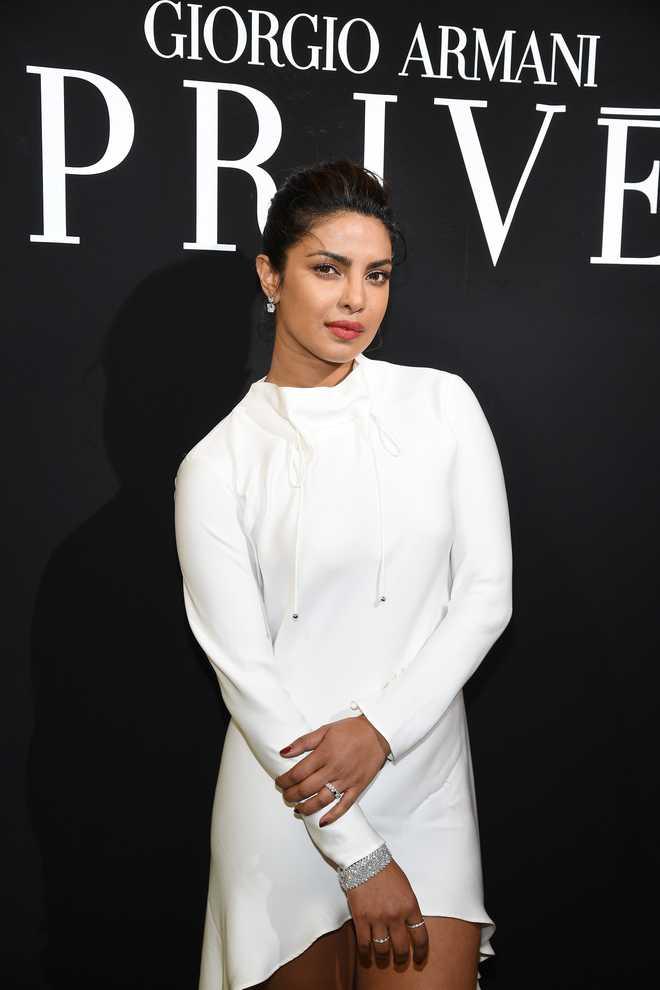 Actor Priyanka Chopra Still A Bareilly voter!