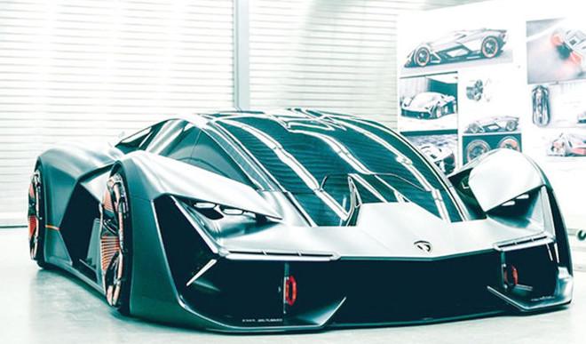 The Self-Healing Electric Supercar