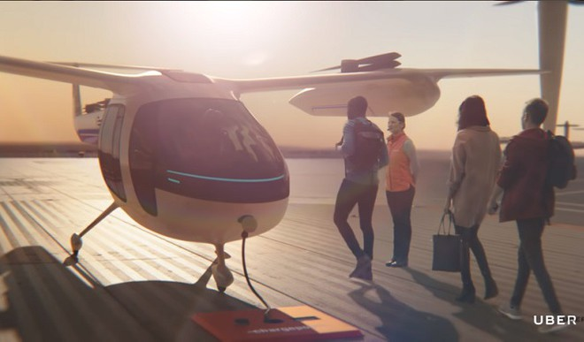 Flying Taxis In Los Angeles By 2020?