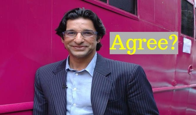ICC Doesn't Have Power To Pursue BCCI: Wasim Akram