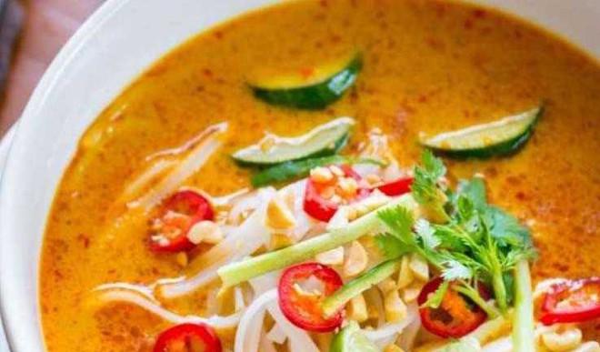 Tasty Vegetable Noodle Soup Recipe