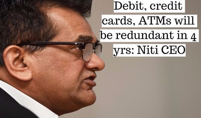 Are The Days Of ATMs And Cards Numbered?