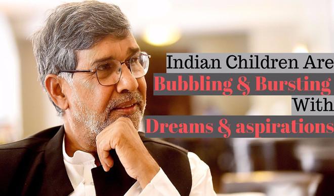 Kailash Satyarthi Writes On Children's Day