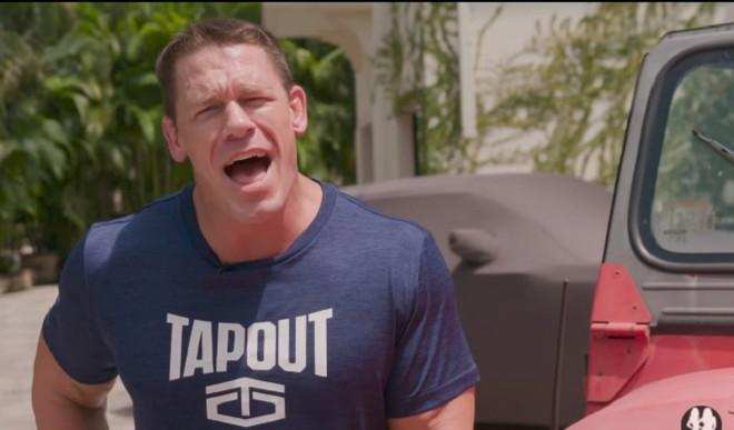 John Cena Isn't Just A WWE Wrestler, He's Also...