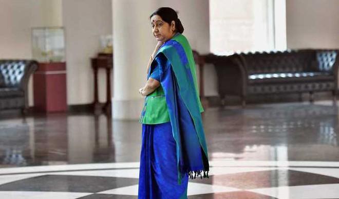 Swaraj Asks Indian Mission To Grant Visa To Woman