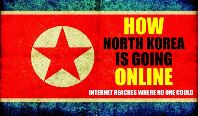 The Story Of How N.Korea Is Walking Into The Web